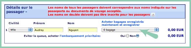 Avec Ryanair, préférez le bagage cabine