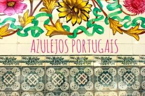 Azulejos du Portugal, à Luso