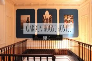 Dormir à Porto : l'auberge de jeunesse Garden House Hostel