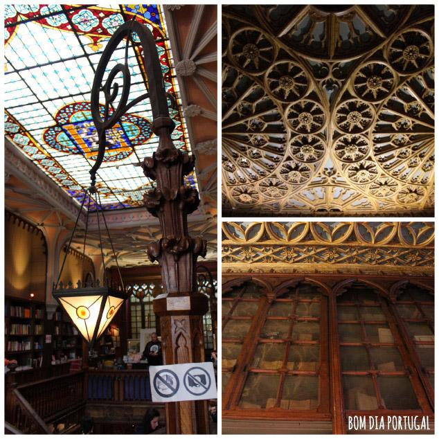 details-librairie-lello-porto